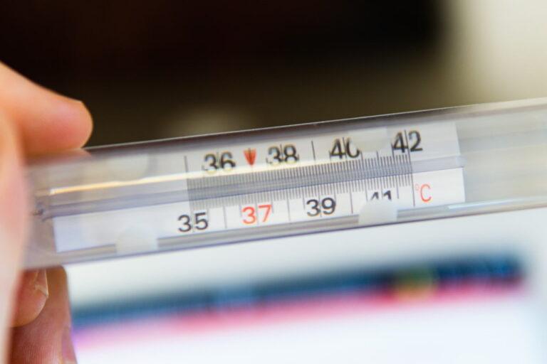 Planowanie rodziny z pomocą termometru owulacyjnego